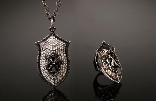 By Kilian x Loree Rodkin scented fine jewelry