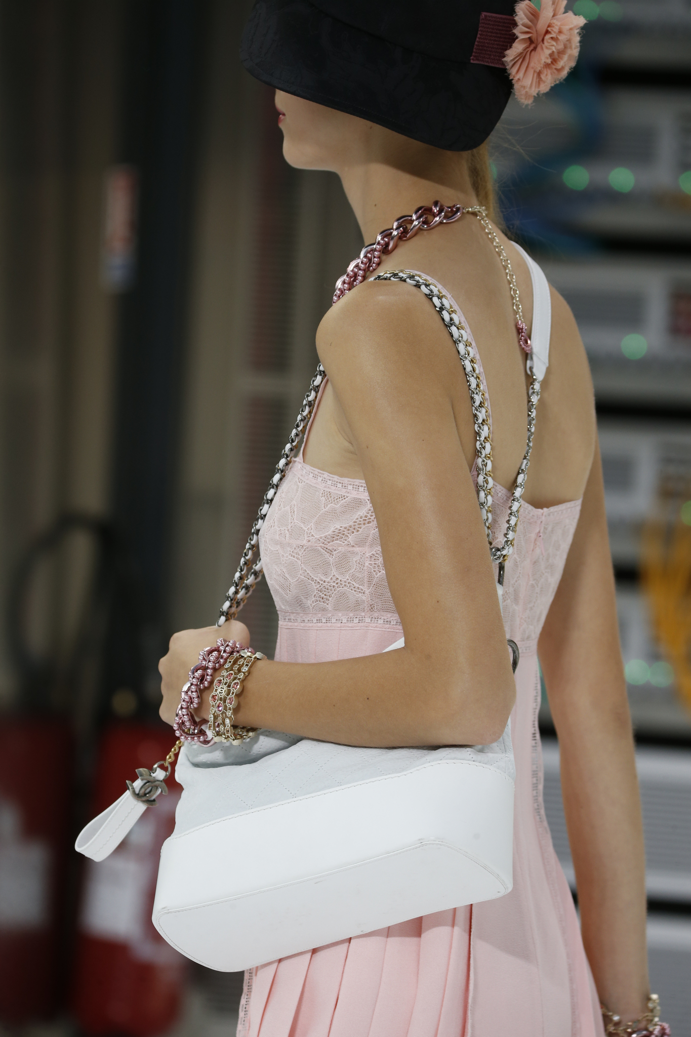 Chanel Shoes and Bags for Spring 2017: Detail Photos of Accessories From the Runway