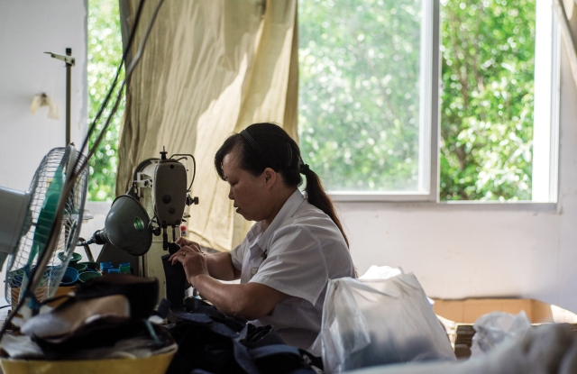 China's Apparel Manufacturing Evolution