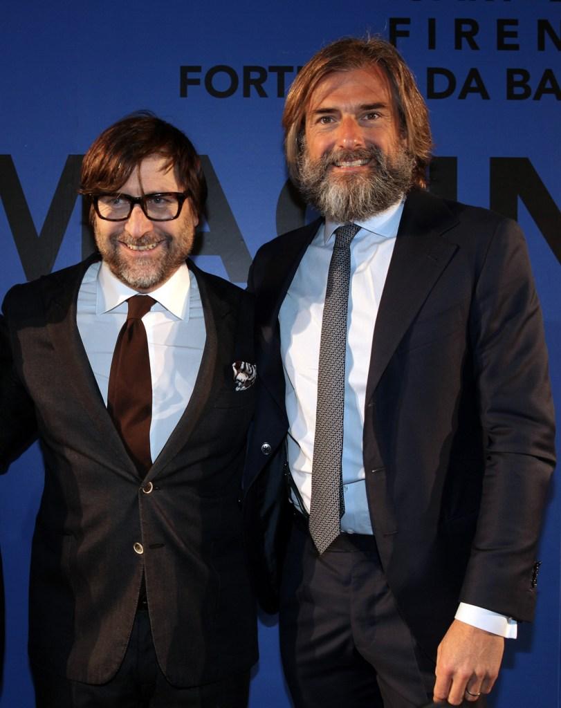 Claudio Marenzi and Andrea Cavicchi