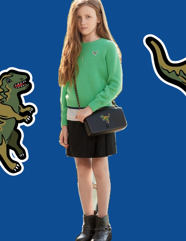 The Coach and Colette kids capsule collection