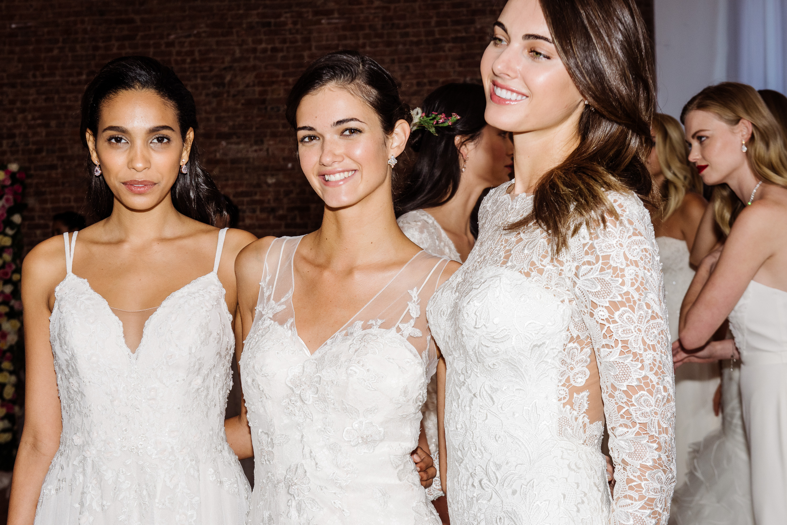 The proliferation of wedding gowns means brides-to-be have more options.