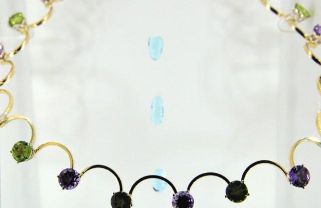 Delfina Delettrez SS17 Jewelry.
