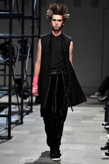 Discovered RTW Spring 2017 Tokyo Fashion Week