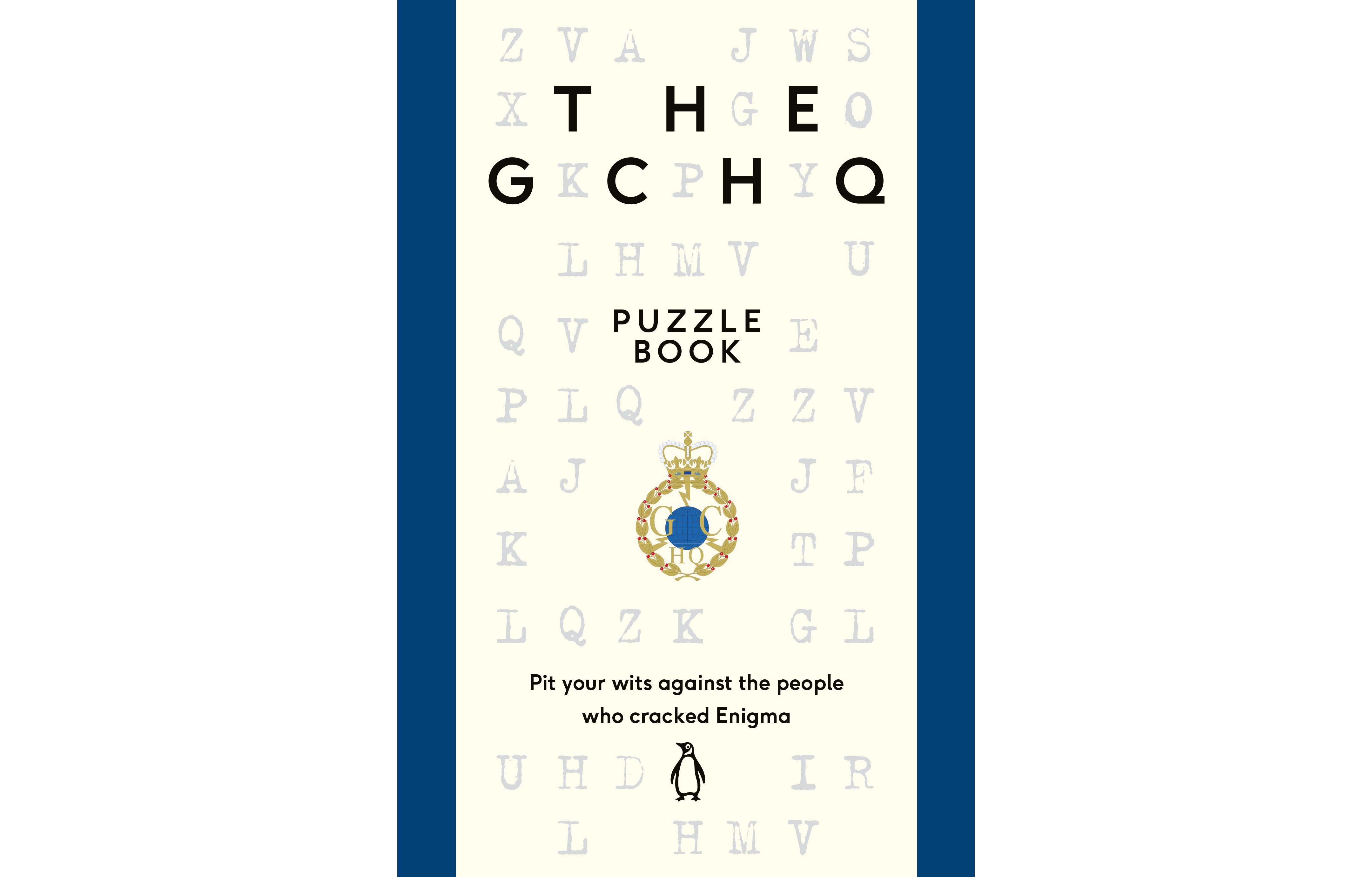 The GCHQ Puzzle Book Duchess of Cambridge Kate Middleton
