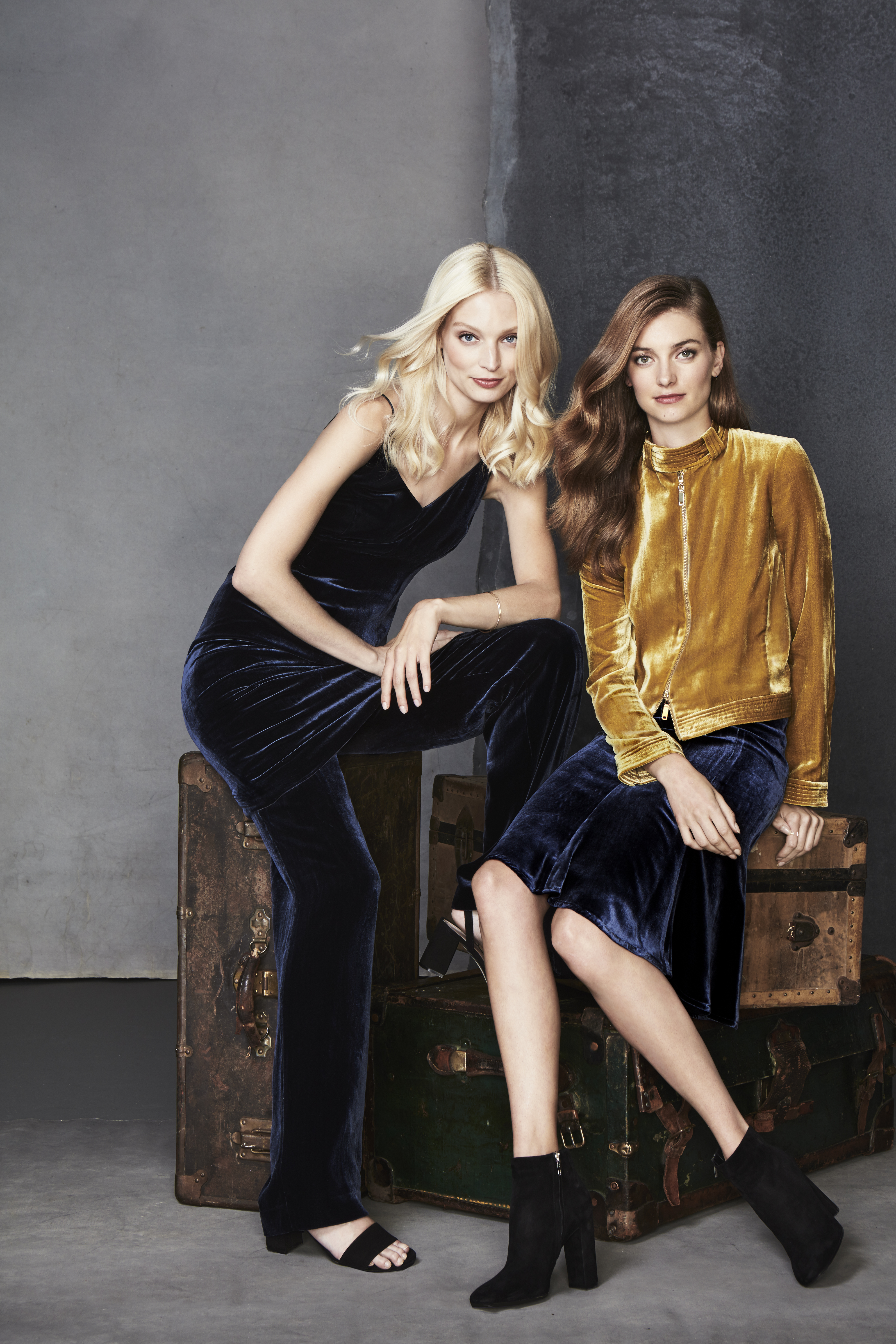 Looks from Worth New York for fall.