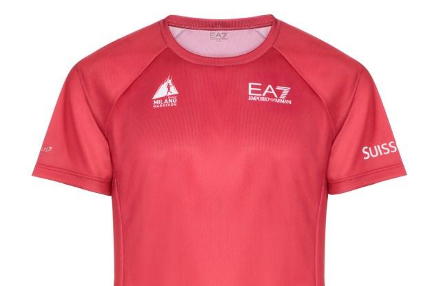 EA7 T-shirt Milan Marathon