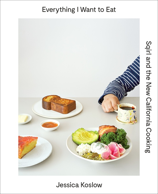 """""""Everything I Want to Eat"""" Book Cover"""