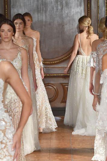 Idan Cohen Bridal Fall 2017