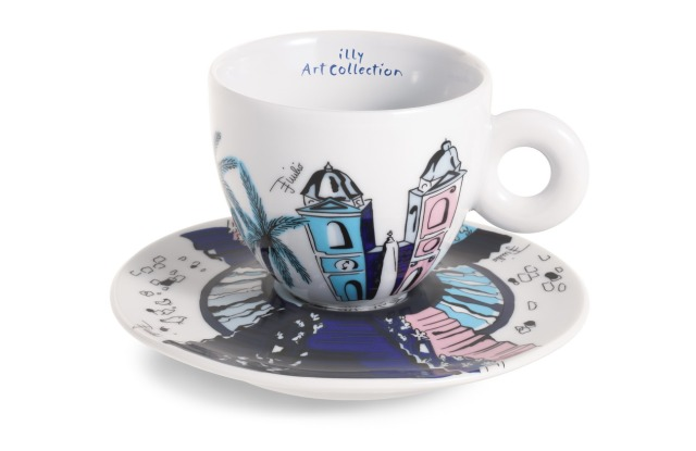 Coffe Cup Emilio Pucci - Illy Art Collection