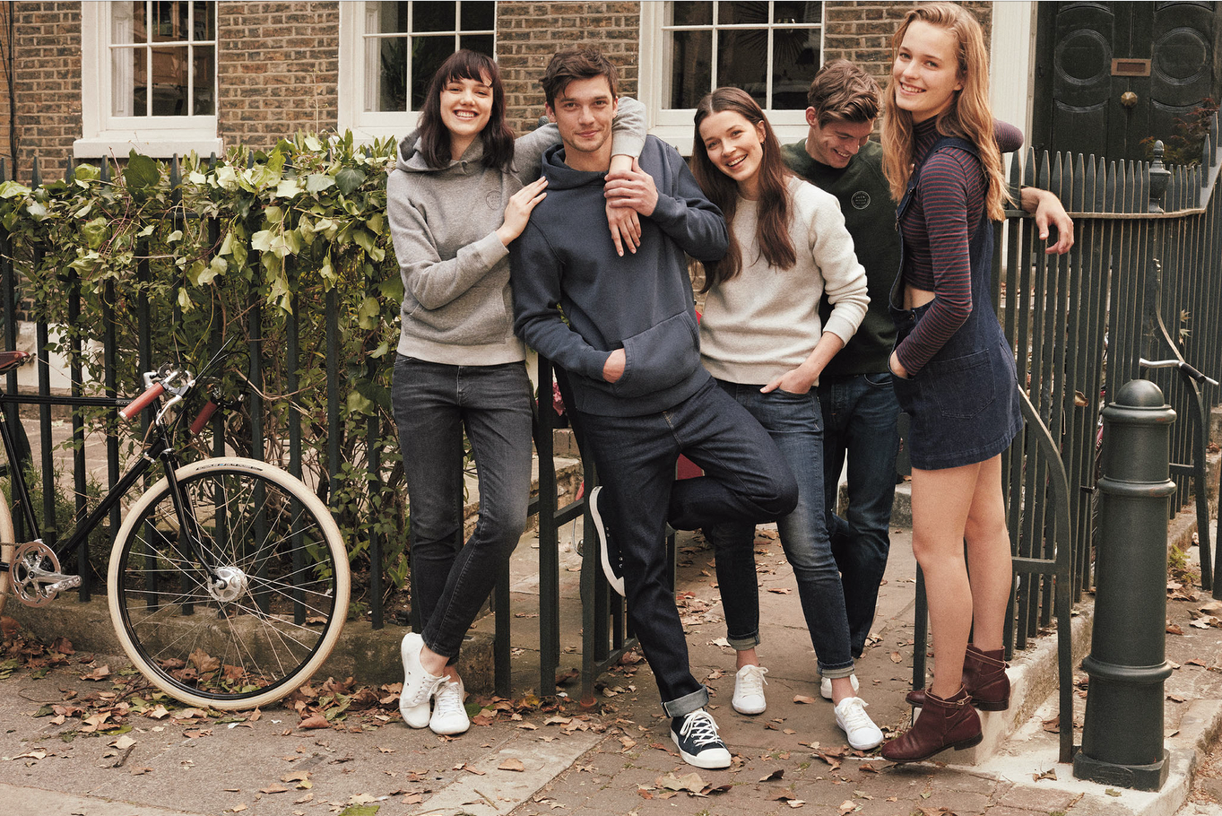 Jack Wills' AW16 collection