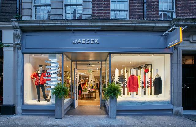 Jaeger Store Marylebone