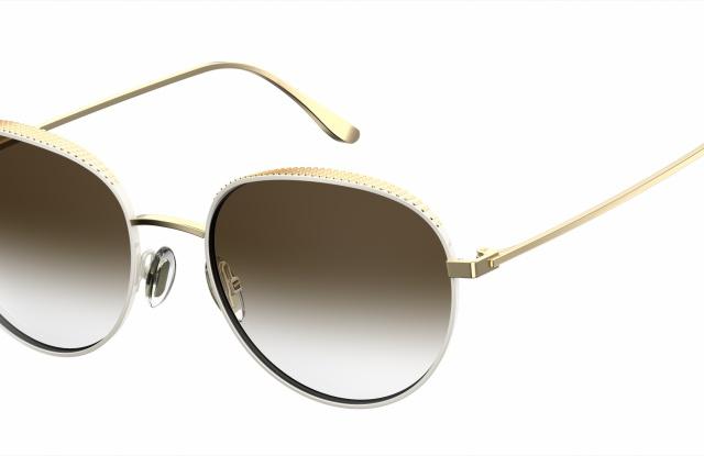 Jimmy Choo sunglasses.