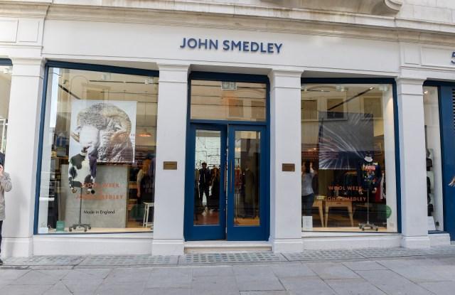 John Smedley Wool Week