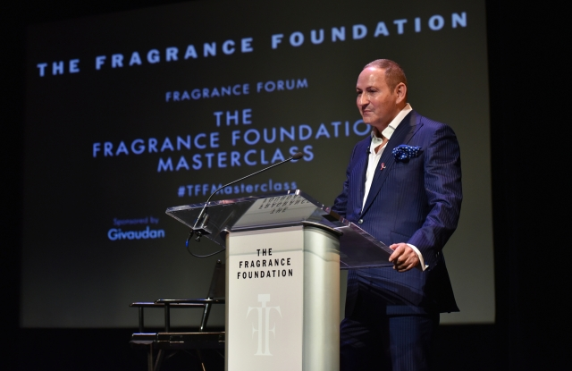 The Fragrance Foundation's Masterclass with John Demsey.
