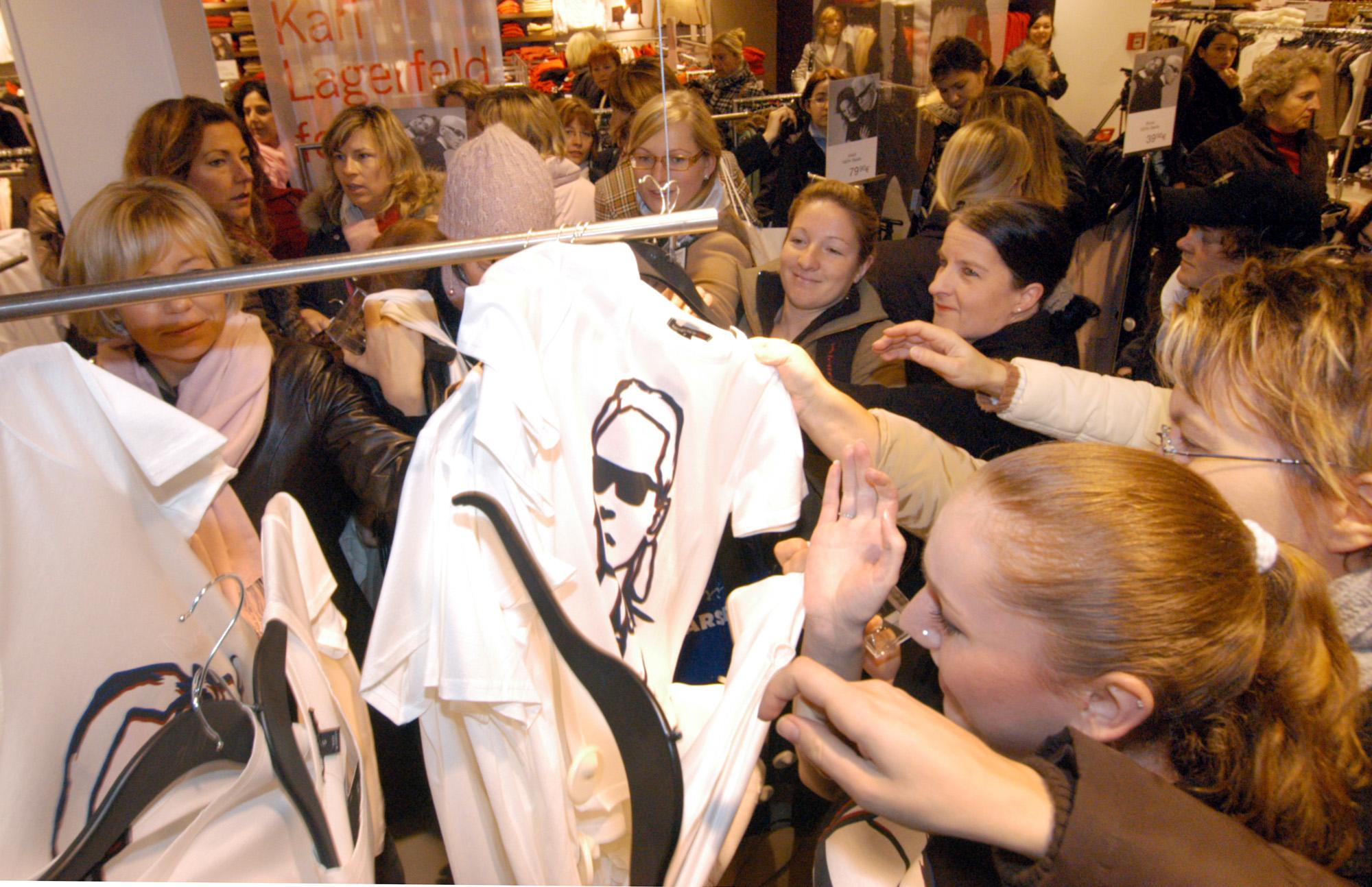 H&M Karl Lagerfeld