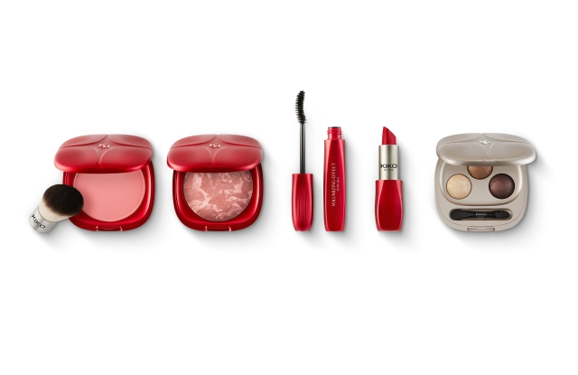 Kiko Milano's Holiday Collection in collaboration with Ross Lovegrove.