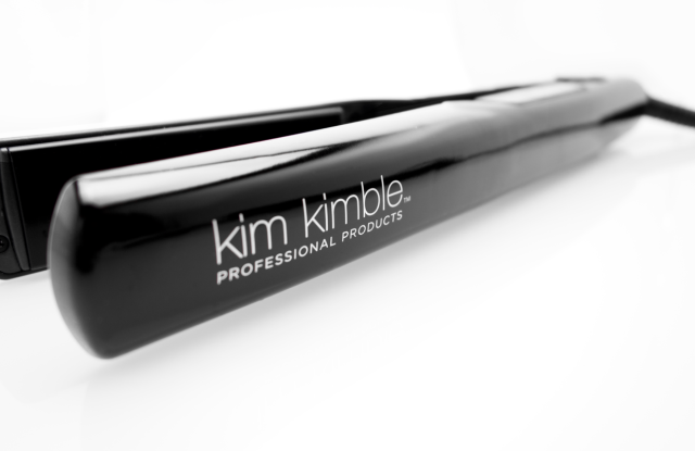 The Silk Vapor Iron from Kim Kimble Professional Products.