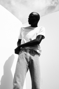 Levi's and Off-White collaboration jeans