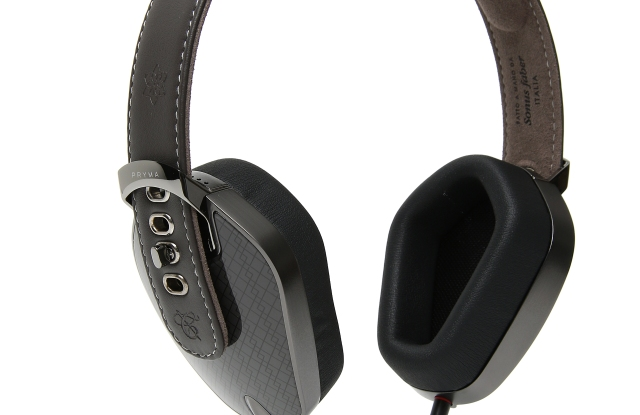 Limited-edition Pryma headphones for Canali.