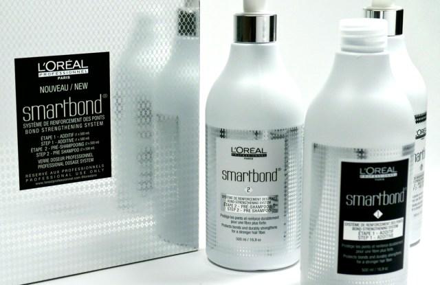 L'Oréal Professionnel's Smartbond system.