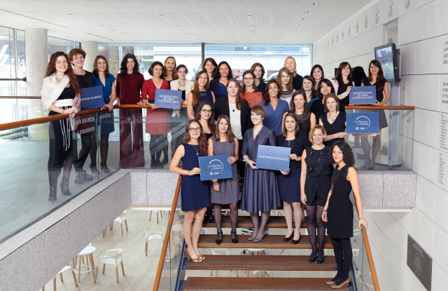 Young researchers awarded by L'Oréal-UNESCO