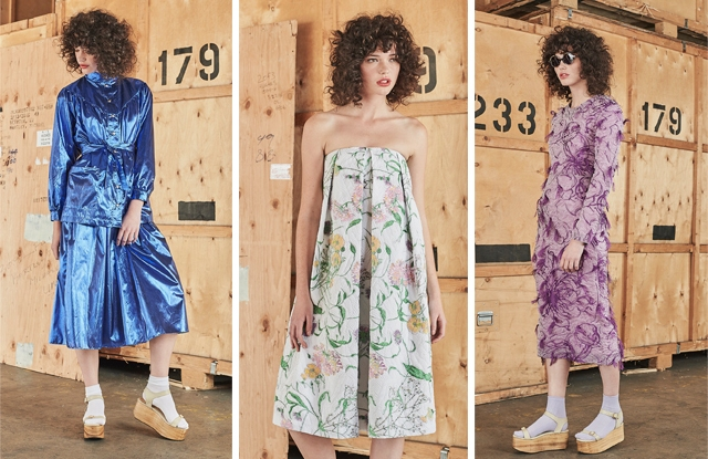 Malene Oddershede Bach's Spring 2017 collection