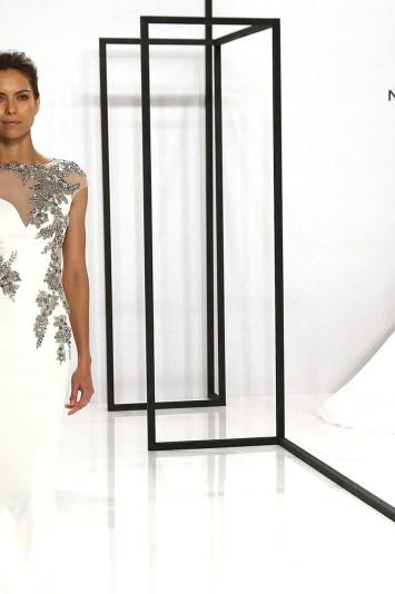 Mark Zunino for Kleinfeld Bridal Fall 2017