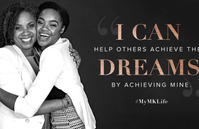 Mary Kay's #ICan campaign