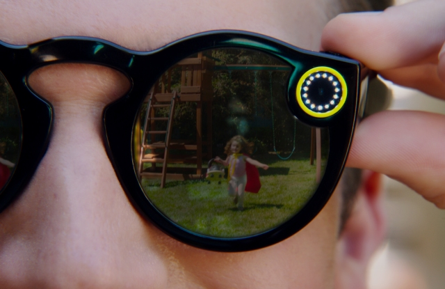 Snap Inc.'s Spectacles.