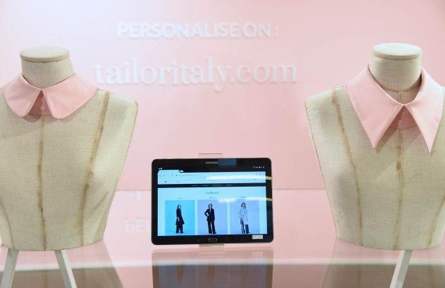 Tailor Italy Digital Platform Miroglio Group
