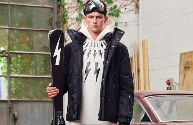 Neil Barrett Skiwear