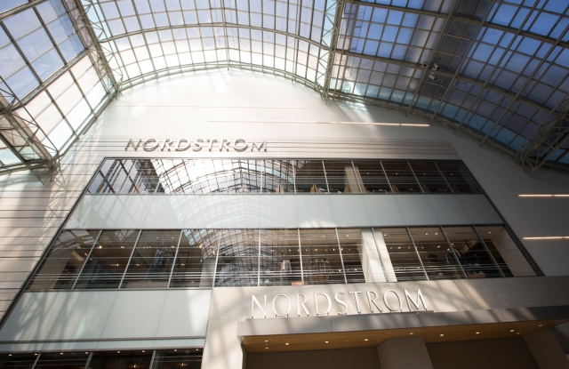 Nordstrom was the strongest performer among department stores in the first quarter.
