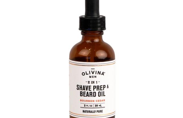 Olivina Men's Beard Oil