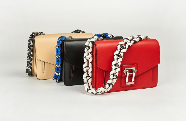 A look from Proenza Schouler's Hava handbag collection.