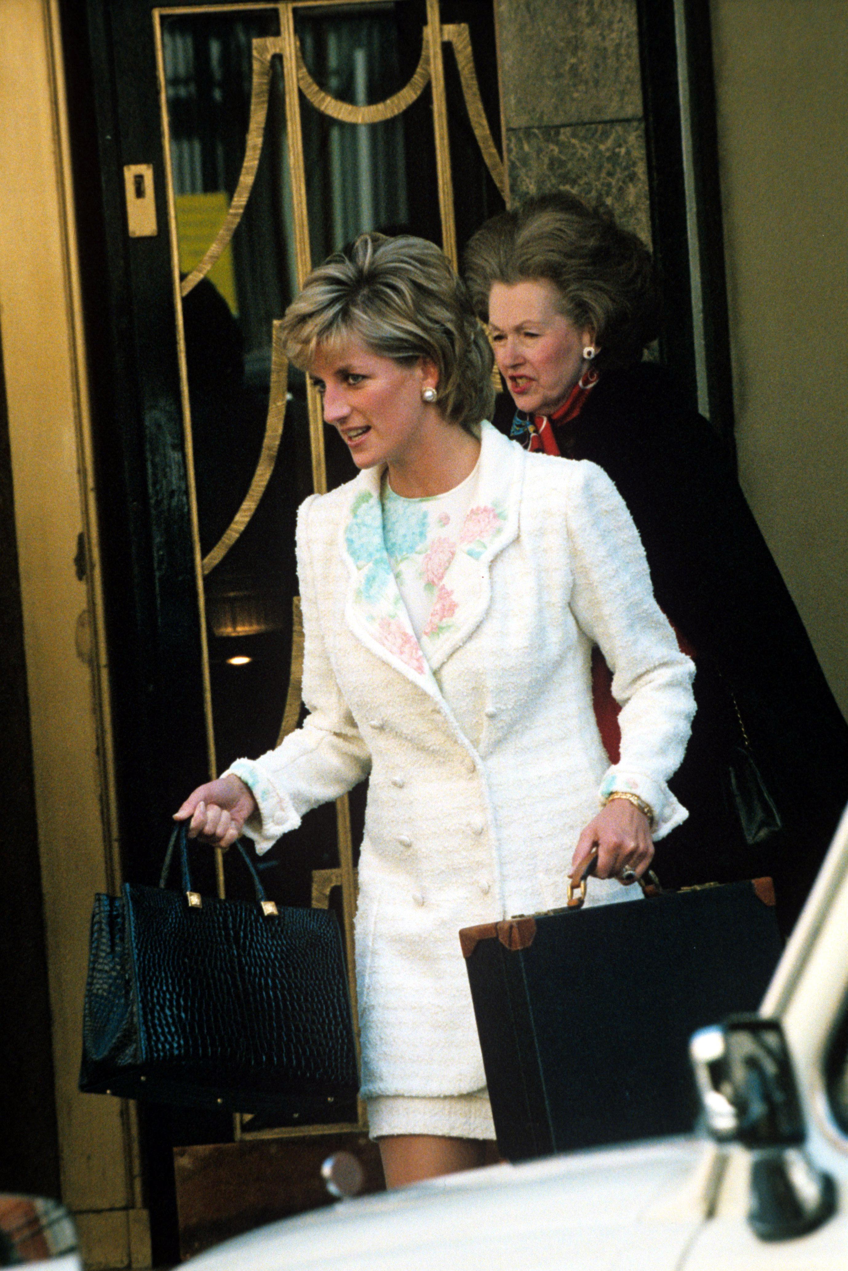 Countess Raine Spencer Princess Diana