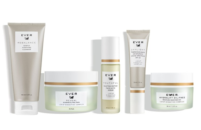 Products from Stella & Dot's skin-care brand Ever.