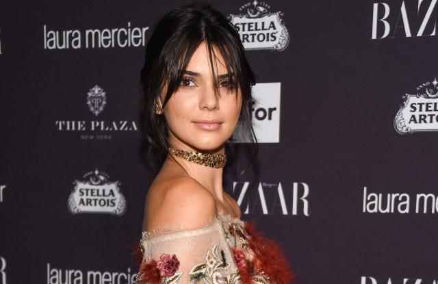 Kendall Jenner Harper's Bazaar Icons