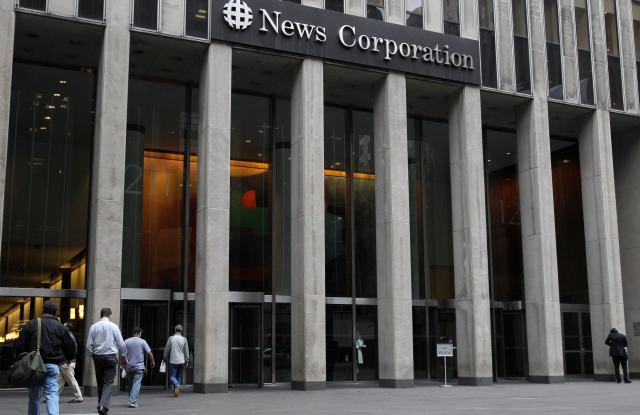 Wall Street Journal Headquarters