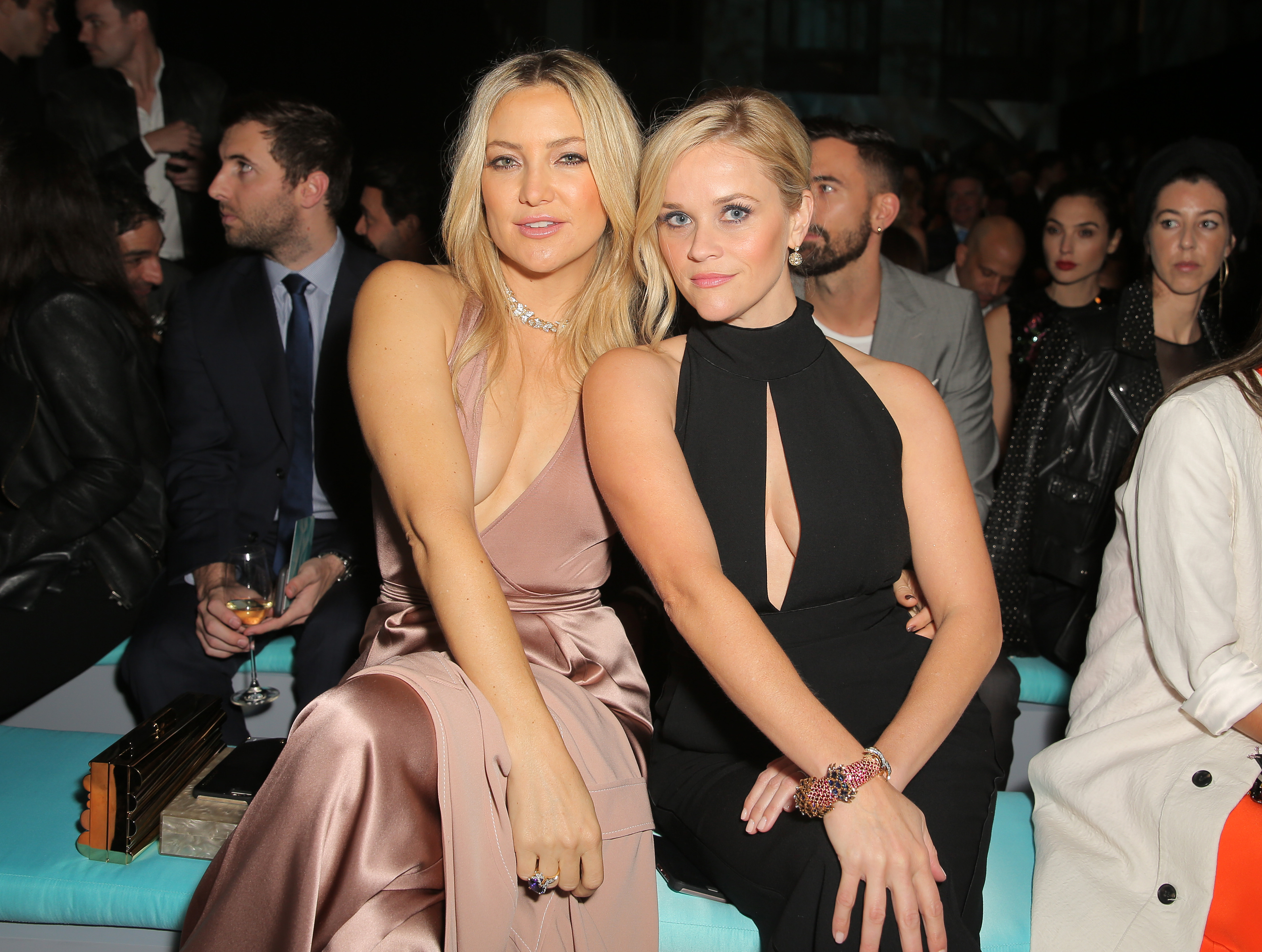 Tiffany & Co. Rodeo Drive Party Kate Hudson Reese Witherspoon