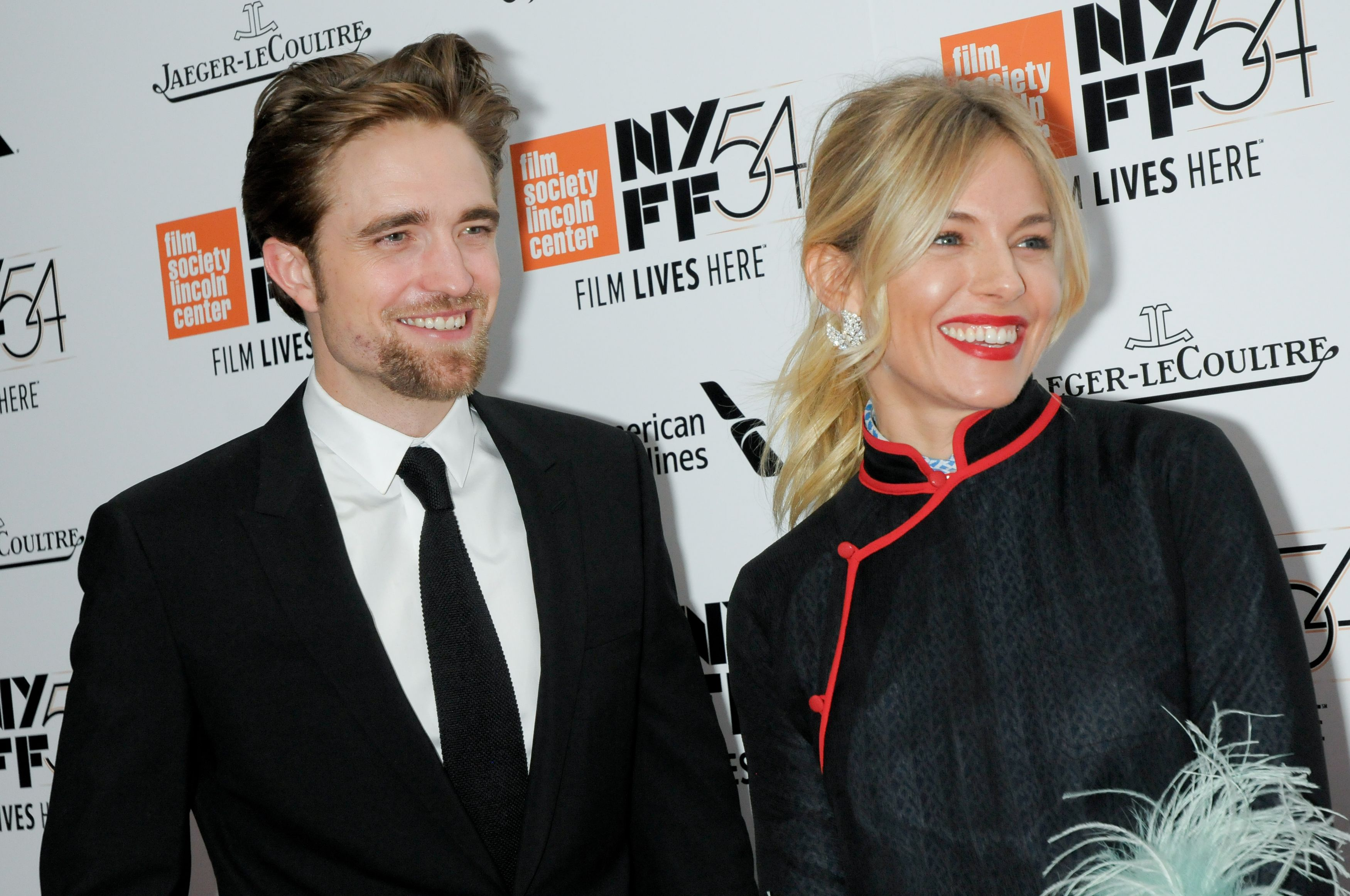 Robert Pattinson and Sienna Miller