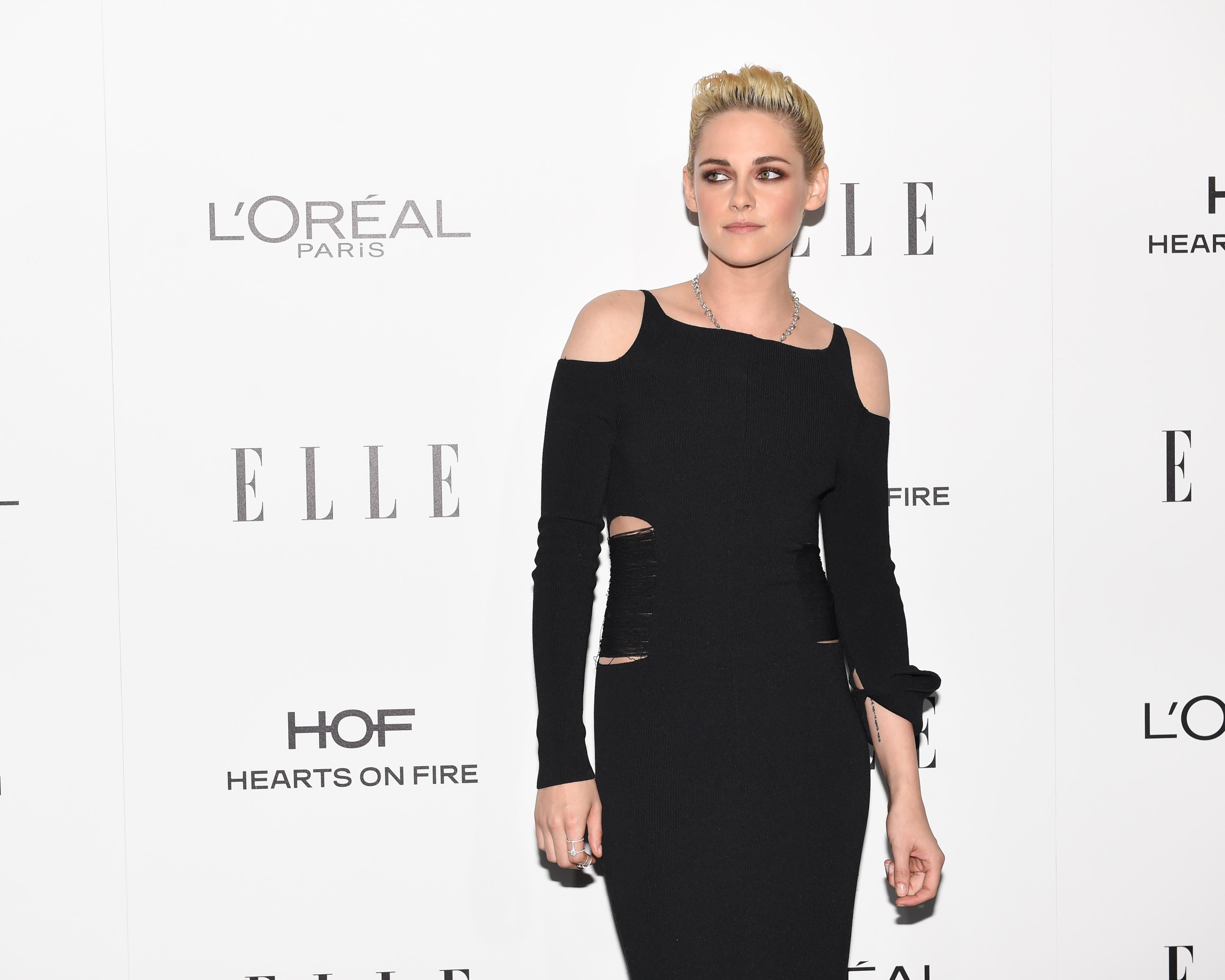 Elle Women in Hollywood 2016 Kristen Stewart