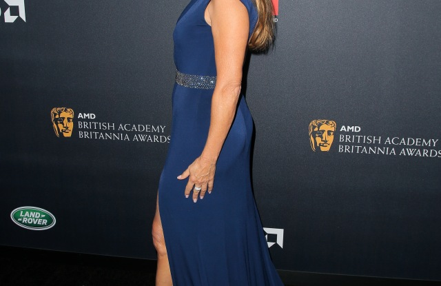 BAFTA Britannia Awards, Arrivals 2016 Jane Seymour