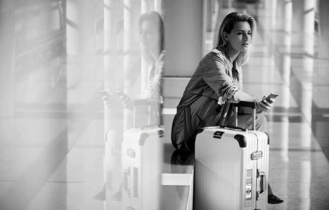 Rimowa campaign image