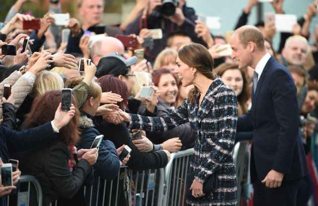 Young Royals visit Manchester