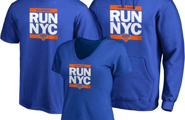 A look from the Run-DMC collection.