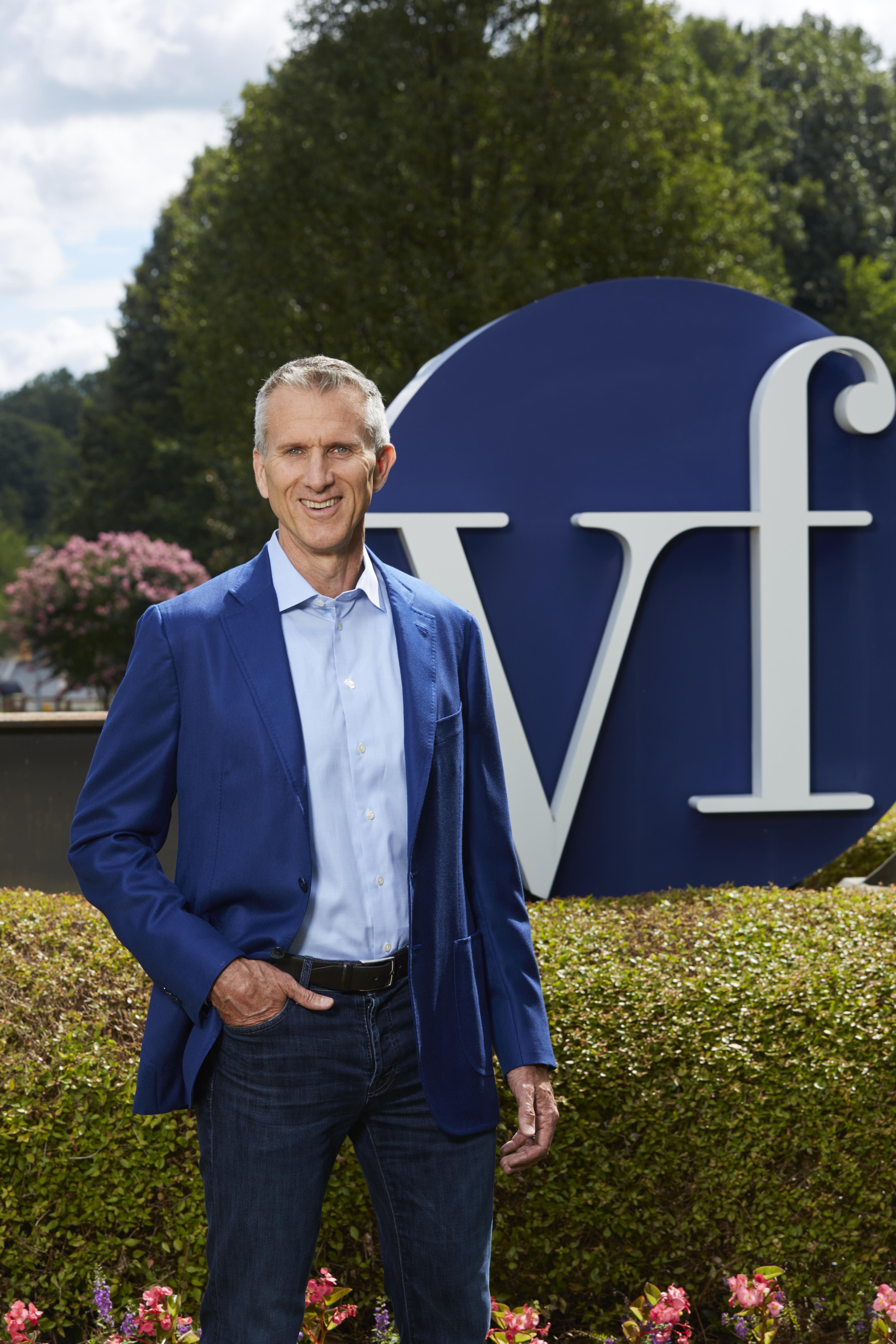 Steve Rendle, VF Corp. north face vans