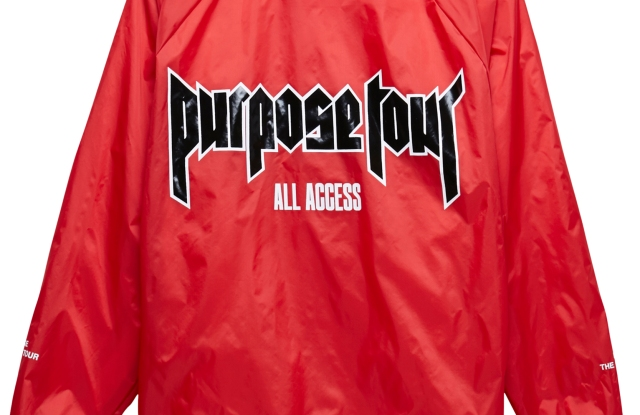 Justin Bieber PacSun Purpose Tour