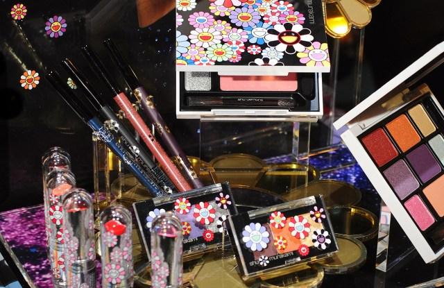 Shu Uemura's 2016 holiday collection.
