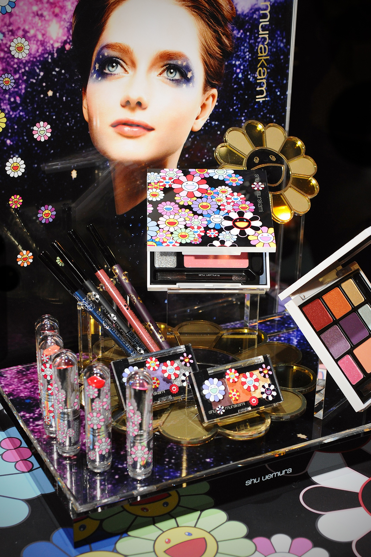 Shu Uemura's 2016 holiday collection.